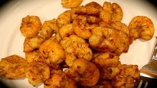 Fuzzy's Kitchen - Grilled Shrimp