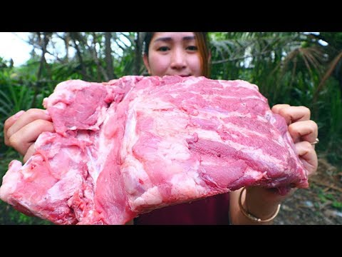 Yummy Pork Ribs Crispy Cooking – Pork Ribs Recipe – Cooking With Sros