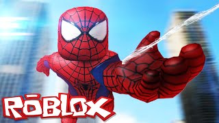 Roblox Adventures / Super Hero Tycoon / Batman, Superman, The Flash, and Captain America!