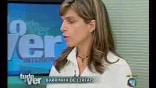 Barras de Cereais - Tudo a Ver Interior - Cristina Trovó