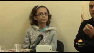 04.04.2015г. Кристалното дете Дария. Беседа в Бургас. Виделей