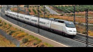 Szybkie pociągi AVE / AVE High-speed trains