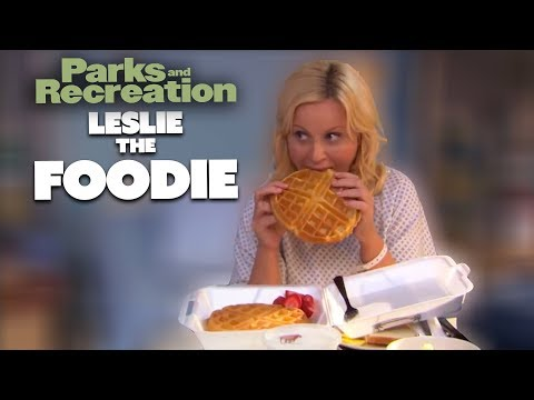 Leslie, The Foodie | Parks And Recreation | Comedy Bites