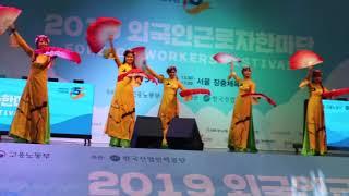 កាប្រឡងរាំនូវ ( seoul  )서울 #베트…