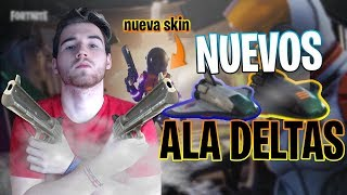 🔴 NEW SKIN + NEW DELTAS ALA IN FORTNITE ! A BY VICTORIES MAGISTRALES