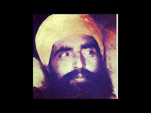 Sant Jarnail Singh Ji Khalsa Bhindranwale - Maharaj lead by example