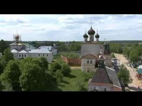 видео: Борисоглебский монастырь. Экскурсия по святым местам