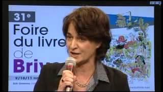 FOIRE DU LIVRE DE BRIVE 2012 : PRIX TERRE DE FRANCE LA MONTAGNE – Corine ROYER
