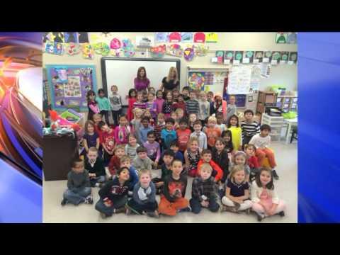 Kaechele Elementary School Visit (February 25, 2016)