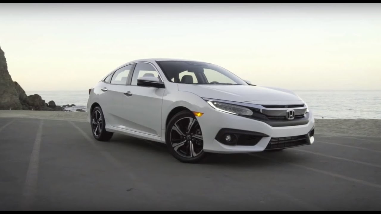 2016 honda civic youtube. Black Bedroom Furniture Sets. Home Design Ideas