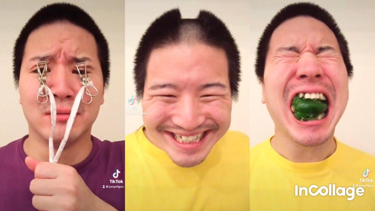 Junya1gou funny video 😂😂😂   JUNYA Best TikTok June 2021 Part 37