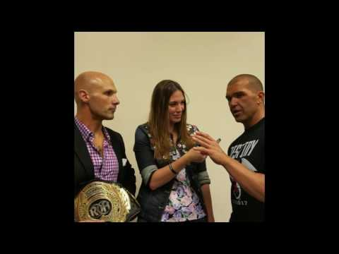 Christopher Daniels and Frankie Kazarian interview SuperCard of Honor 2017