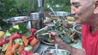 Каурма-шурпа узбекская