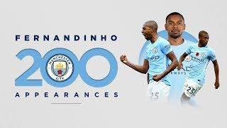FERNANDINHO JOINS THE 200 CLUB! | Congratulations Ferna!