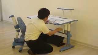 B1 Ergonomic Kids Study Table Set