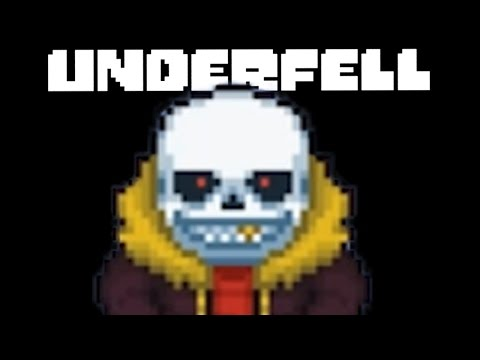 Underfell Demo - THE GOLDEN TOOTH! AND EVIL BROTHER - UNDERFELL DEMO Gameplay (Pacifist)