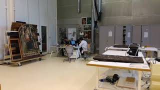 Quattro passi nel laboratorio di Tele e tavole