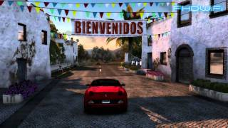 Test Drive Unlimited 2 PC - Gameplay PART 1 [720p] HD PL !!