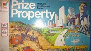 Ep. 142: Prize Property Board Game Review (Milton Bradley 1974)