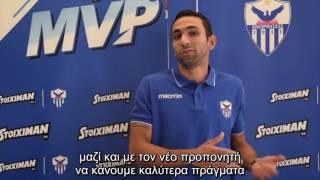 Joao Victor StoiximanMVP 1