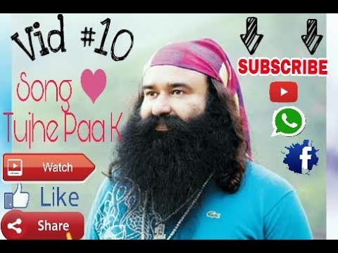 Vid #10 || MSG Cover Video's | Tujhe Paa K || Full HD Video || What's App Status ❤️