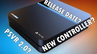 PS5 New Info - Release Year, Official Name, New Controller Features And More Revealed