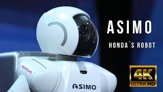 ✅HONDA`S ASIMO ROBOT 【4K】Tokyo, Japan