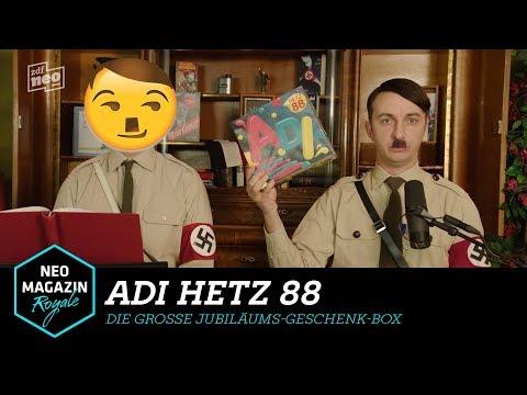 Adi Hetz 88 [Extended Version]   NEO MAGAZIN ROYALE mit Jan Böhmermann - ZDFneo