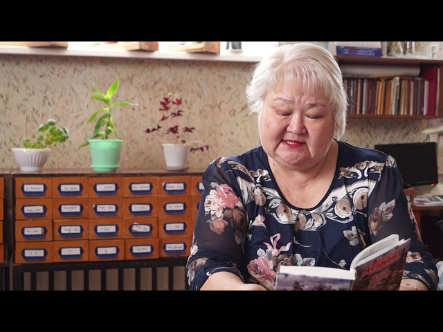 Изображение предпросмотра прочтения – РайсаИбрагимова читает произведение «Моя любовь» Э.А.Асадова