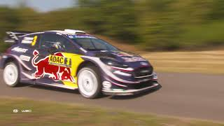 WRC - ADAC Rallye Deutschland 2018 / M-Sport Ford WRT: Saturday