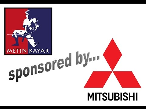 Mitsubishi as Head Sponsor for Metin Kayar
