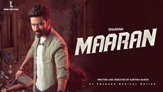 The first look of DHANUSH'S #Maaran #மாறன் #DHANUSH #D43 | Dhanush | Karthick Naren | Gv Prakash |