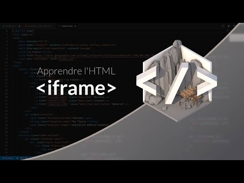 Apprendre L'HTML : Chapitre 12, Les Iframe