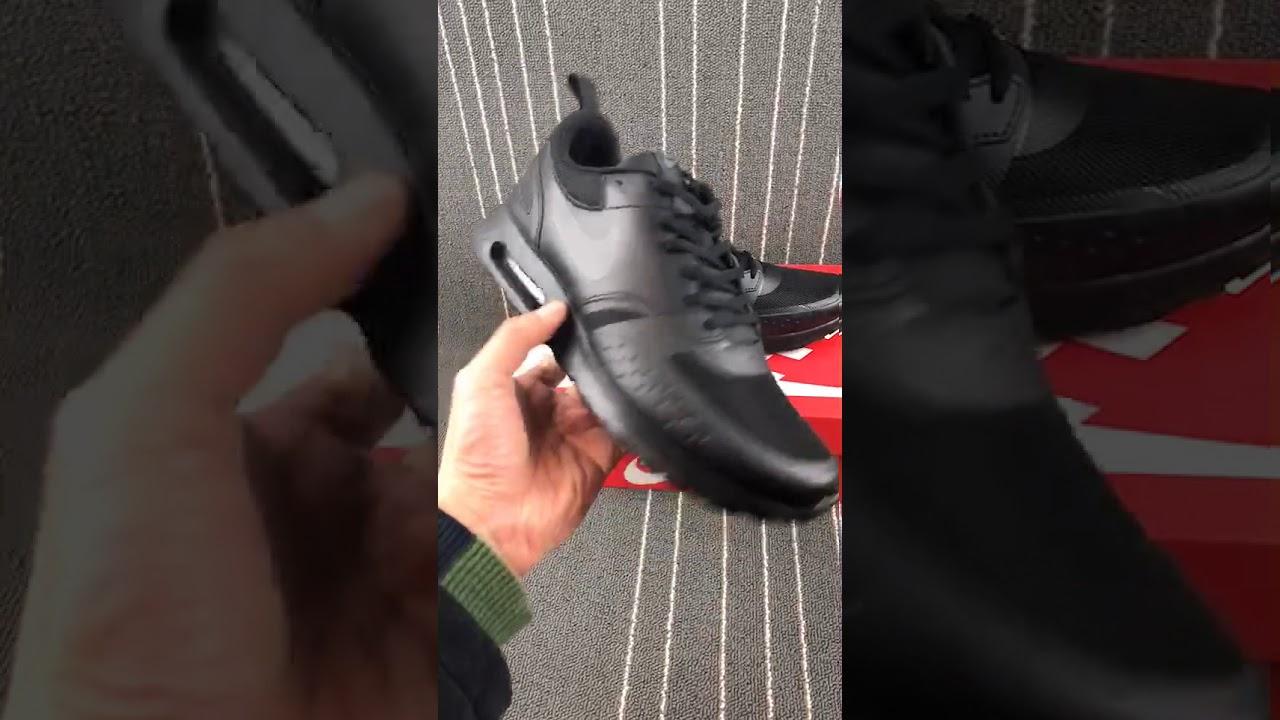Nike Air Max Vision Sneakers i sort 918230 001