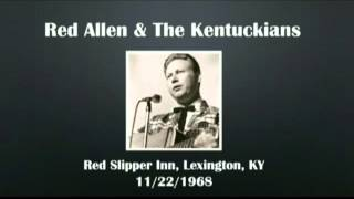 【CGUBA133】J.D. Crowe & The Kentucky Mountain Boys (Revised) 11/22/1968