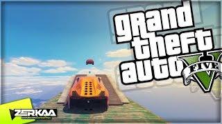 CAR JOUSTING IN THE SKY | GTA 5 Funny Moments | E320 (GTA V Online)