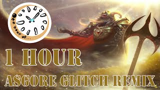 Repeat youtube video Undertale - ASGORE Glitch Hop Remix 1 hour | One Hour of...