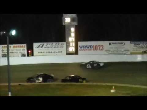 Accord Speedway - December 3, 2016 - 100 lap enduro