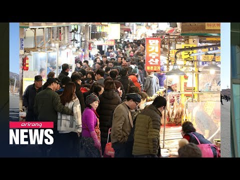 Roads near traditional markets parkable starting this week in S. Korea