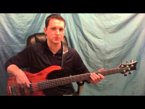 Gospel Bass Ear Training I iii IV, I ii iii IV, Playing in Key of F, Major  Scale, Songs in F 101-4