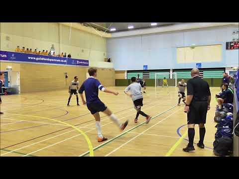 Futsal: Brentford FC v Southend United FC - Grading match 3: 04-10-17