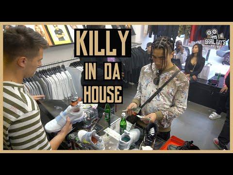 Grail Days #9 Killy in da house!