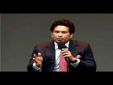 Sachin Tendulkar Speech In Tamil