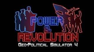 Power & Revolution | Discussion of the Future of PoliticsGaming