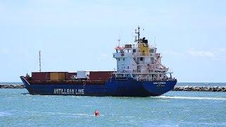 SARA EXPRESS Cargo Vessel
