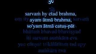 Mandukya Upanishad Chanting