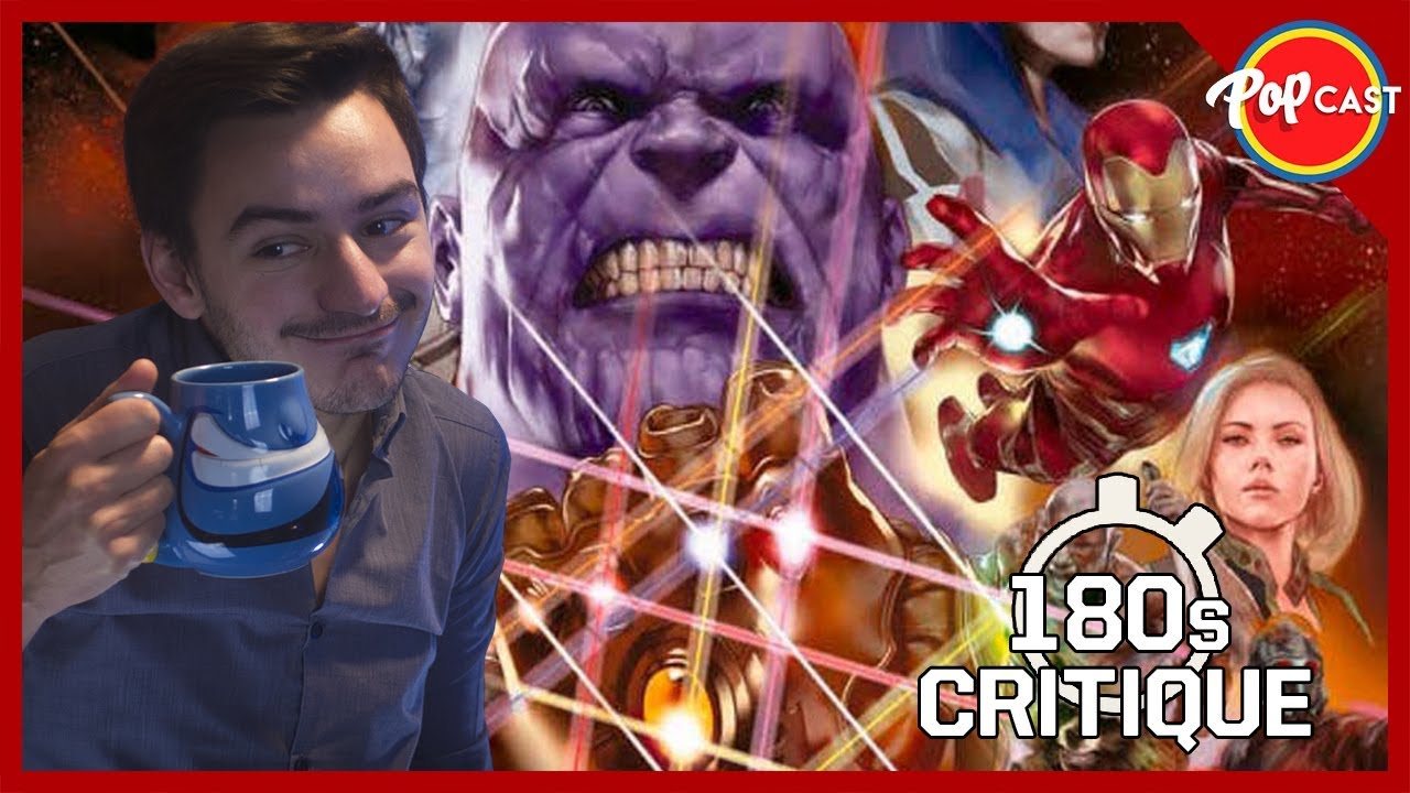 Infinity War Theorien