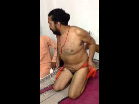 Haridivyayog- bajroli mudra 3