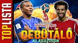 VB 2018: 5 Klasszis, akiknek ez lesz az első Világbajnokságuk! | TopLista