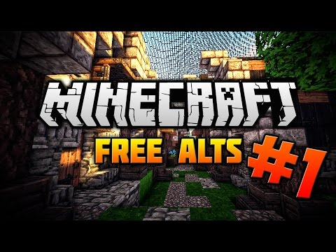 Minecraft alt list new